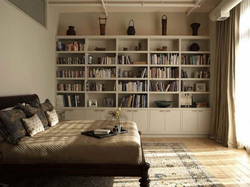 Best Bedroom Bookshelves Wall Shelves Ideas Full Wall With Pictures