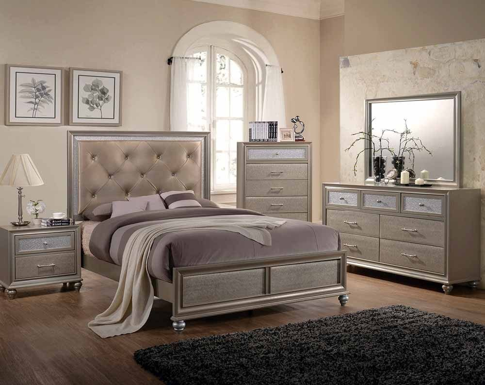 Best Lila Bedroom Set American Freight Love To Come Home Bedroom Dressers Champagne Bedroom With Pictures