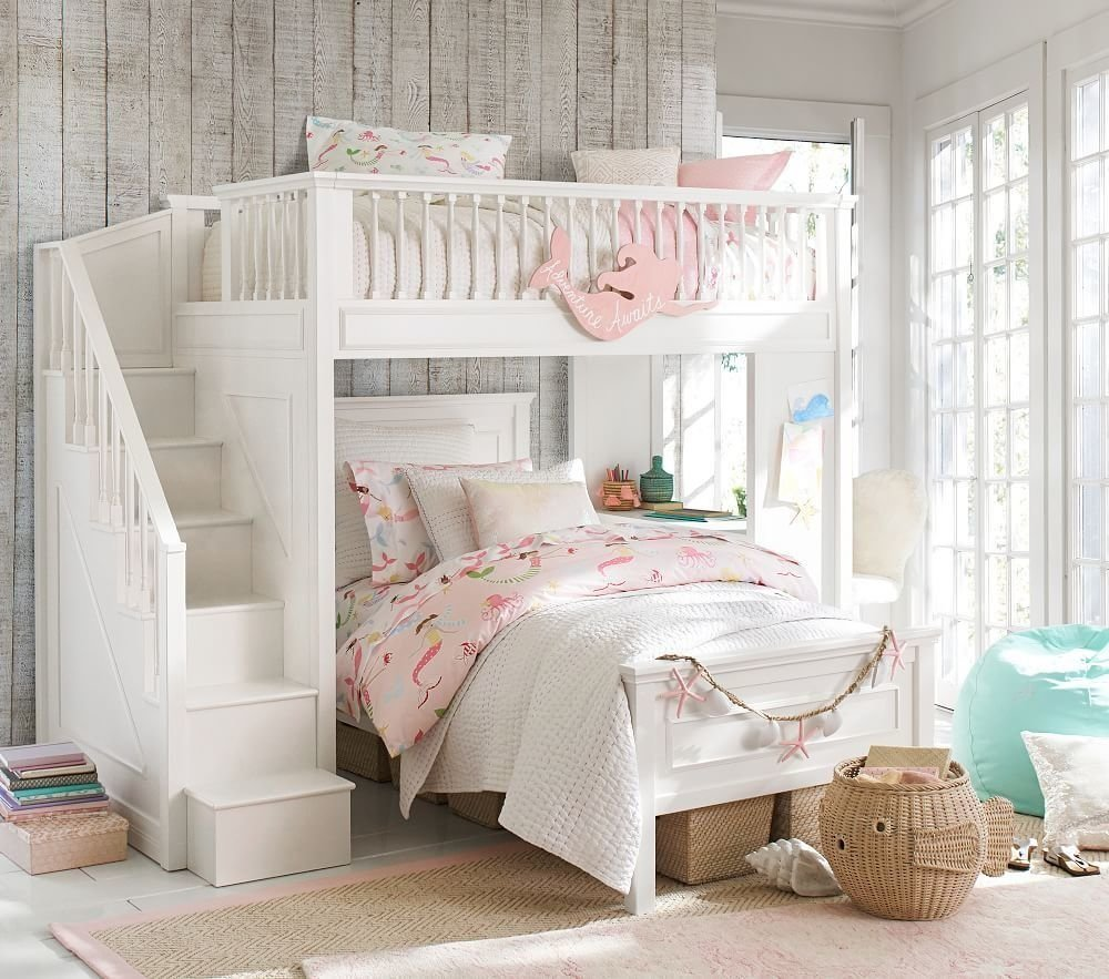 Best Mermaid Bedding Girls Bedroom Ideas Bed For Girls Room With Pictures