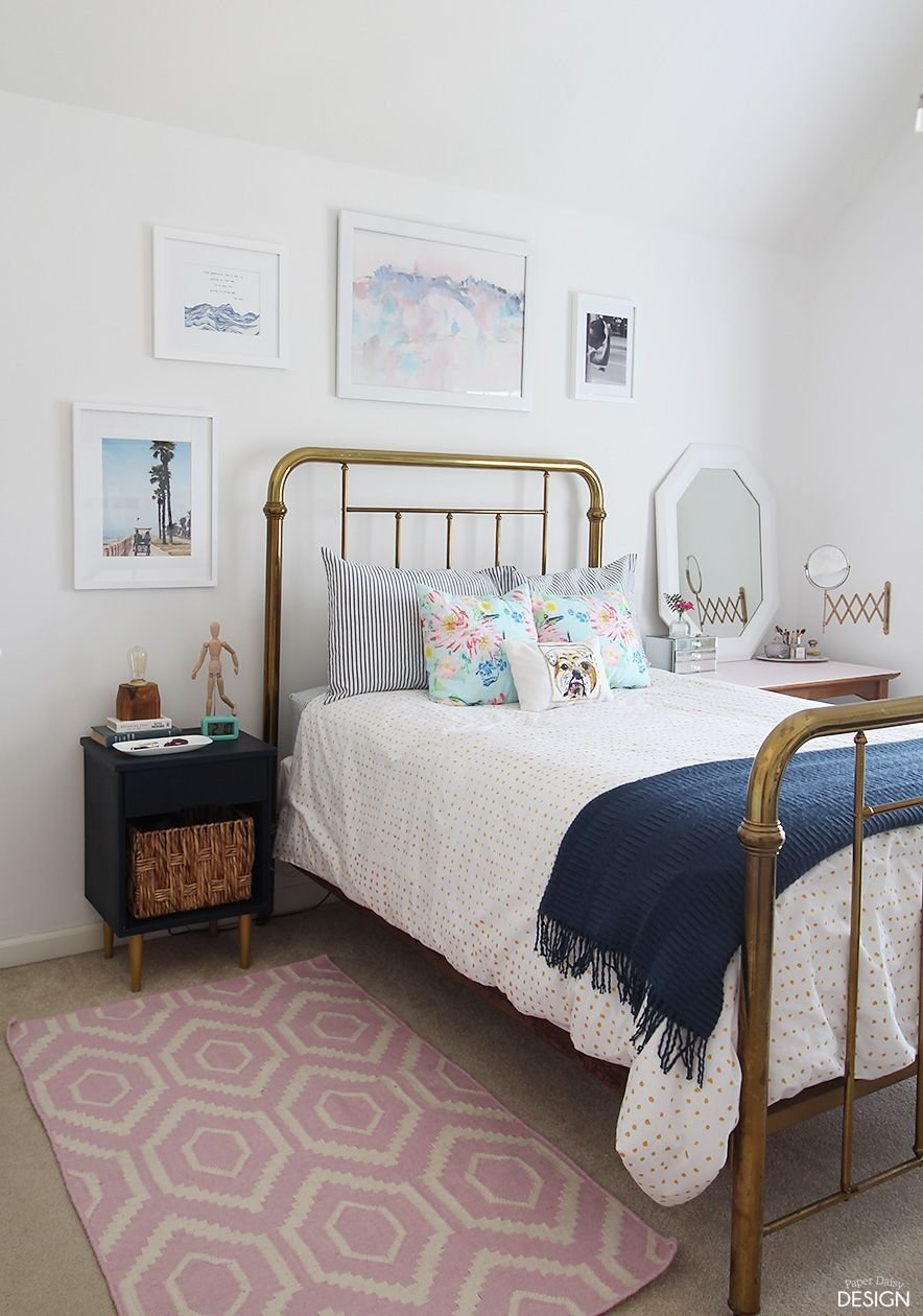 Best Young Modern Vintage Bedroom Humble Abode Vintage T**N Bedrooms Bedroom Vintage Modern With Pictures