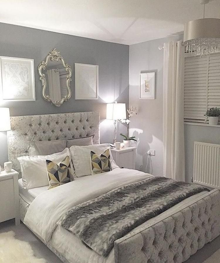 Best Beautiful Blue And Gray Bedroom Design Ideas Bedroom All With Pictures