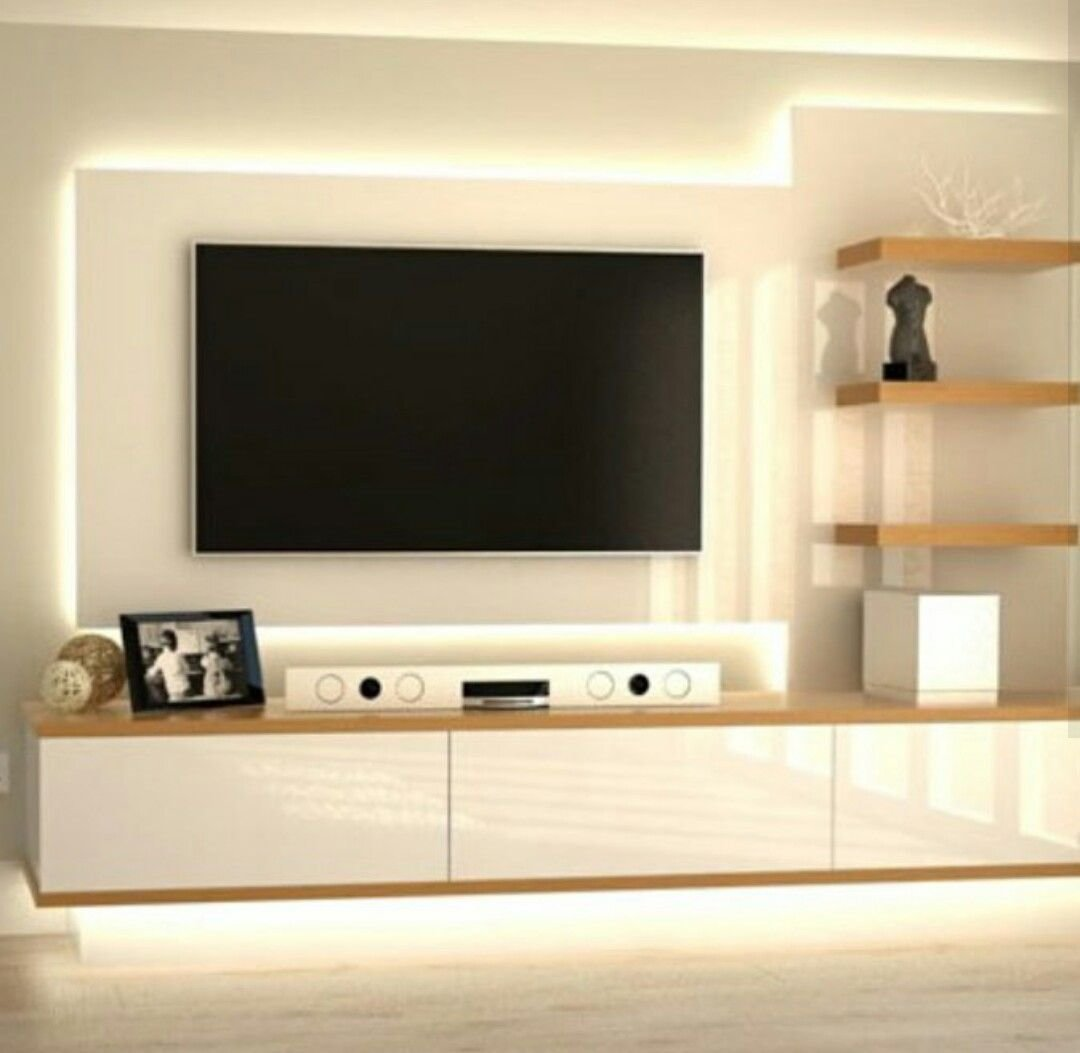 Best Lcd Panel Design Lcd Tv Unit Decor Bedroom Cupboard With Pictures