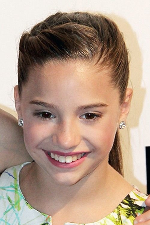 Free Mckenzie Ziegler Mackenzie Ziegler Straight Medium Brown Wallpaper