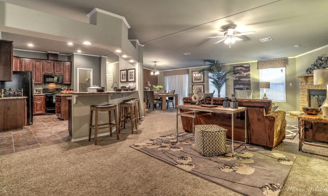 Best Palm Harbor Homes Introduces The The Hacienda Iii Vrwd76D3 With Pictures