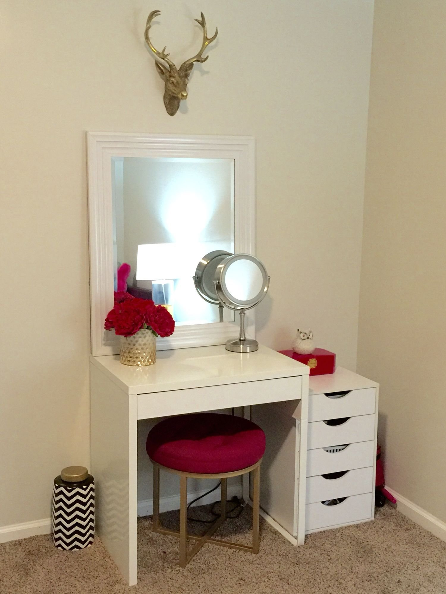 Best 23 Diy Makeup Room Ideas Organizer Storage And With Pictures