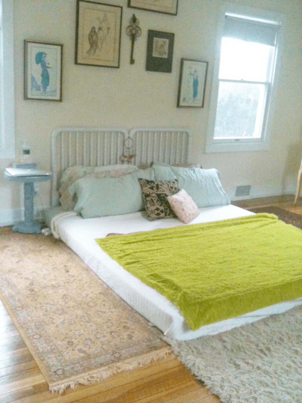 Best Www Thevintagesouls Com First Bedroom Setup After Move With Pictures