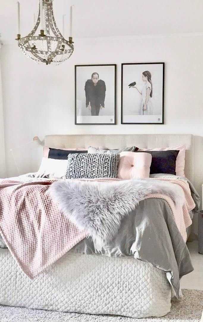 Best Get Your Bedroom Decor Summer Ready With Blush Pink And With Pictures