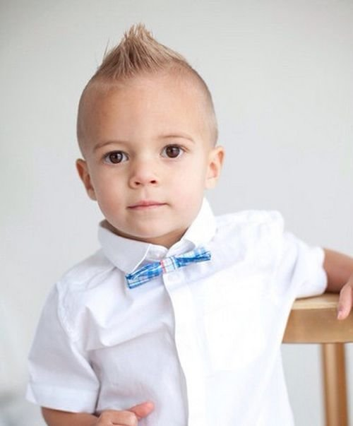 Free 20 Сute Baby Boy Haircuts Wallpaper