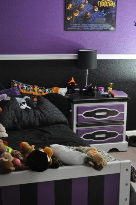Best 13 Nightmare Before Christmas Children S Bedrooms Unique With Pictures