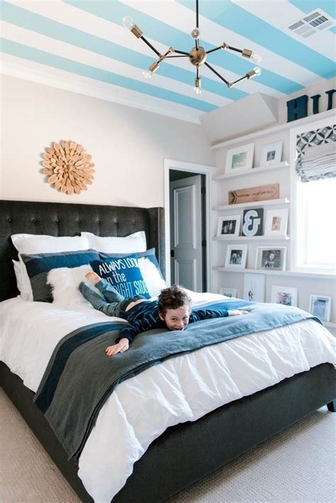 Best Big Boy Bedroom Ideas Home Decor Curls And Cashmere With Pictures