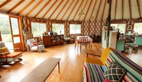 Best Family Quits City Life To Live Off Grid In A Yurt With Pictures