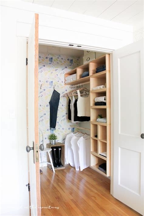 Best Diy Master Bedroom Closet The Reveal Making It In The Mountains With Pictures