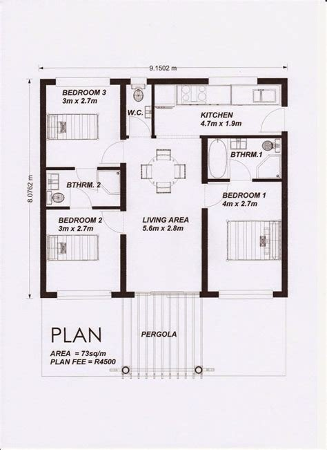 Best Cost Of Building A 2 Bedroom Granny Flat In South Africa With Pictures