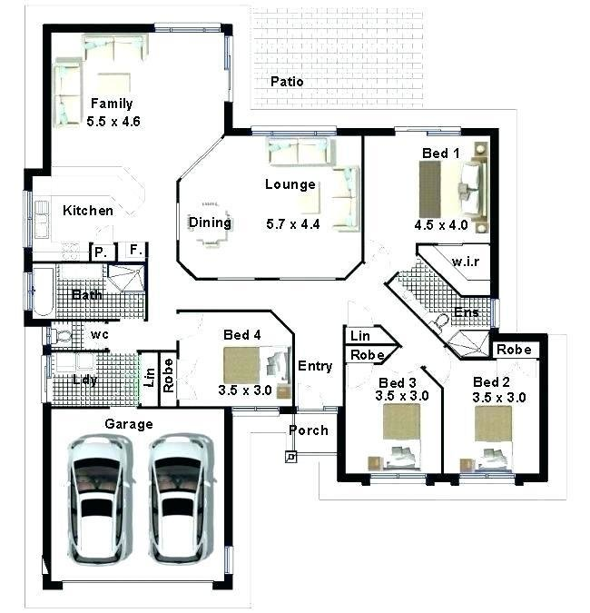 Best How Much Does It Cost To Build A 4 Bedroom House In With Pictures