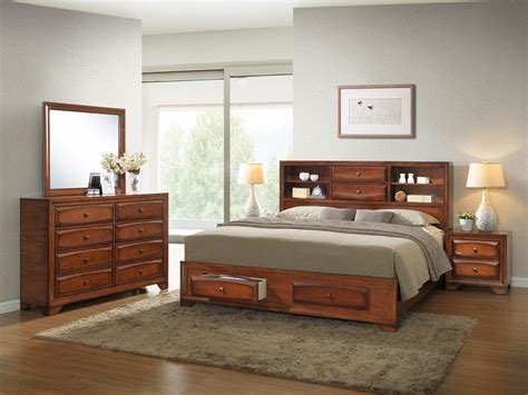 Best Amazon Com Roundhill Furniture Asger Antique Oak Finish With Pictures