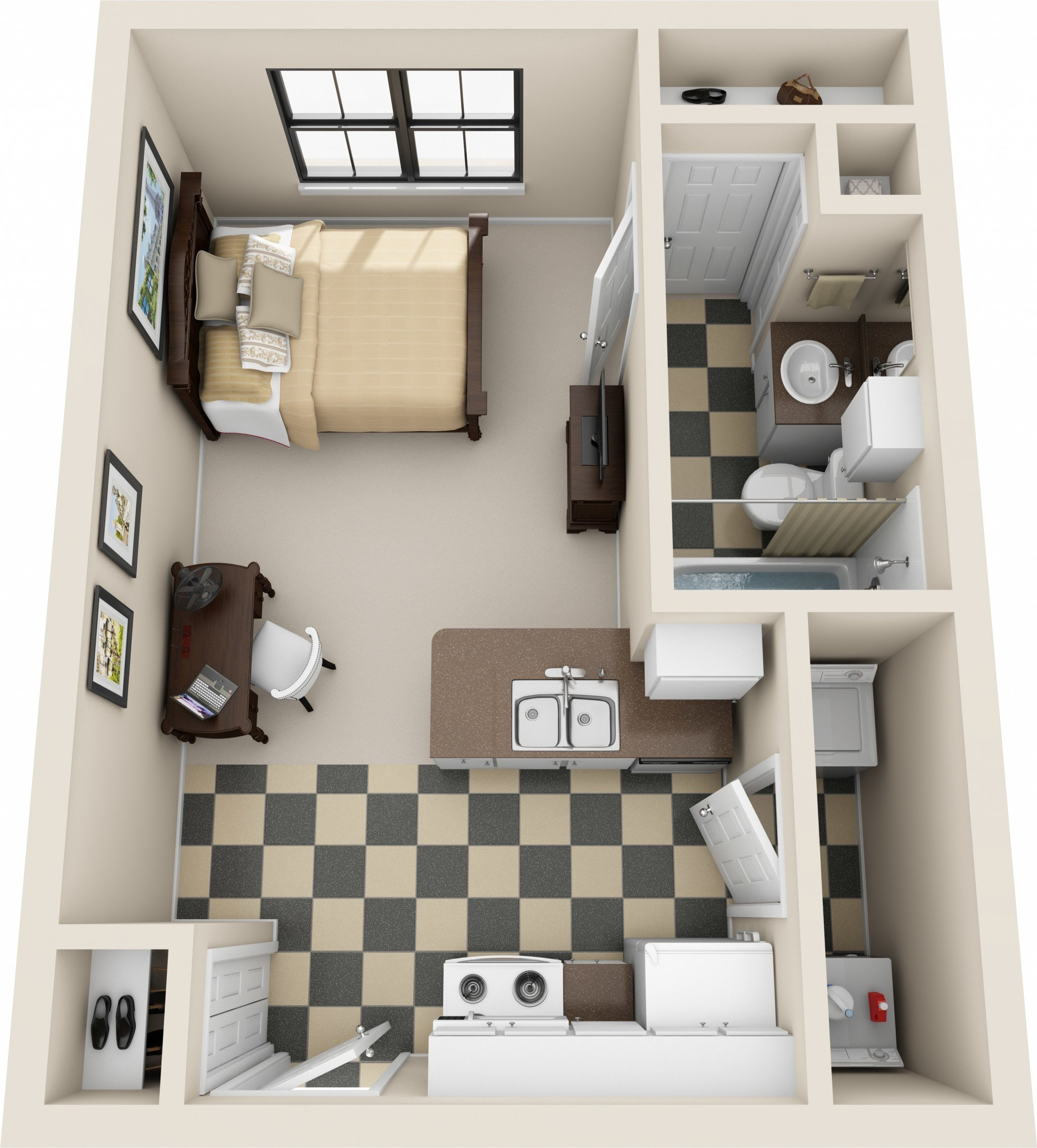 Best 1 Bedroom Apartments Baton Rouge Lsu Home Plan With Pictures
