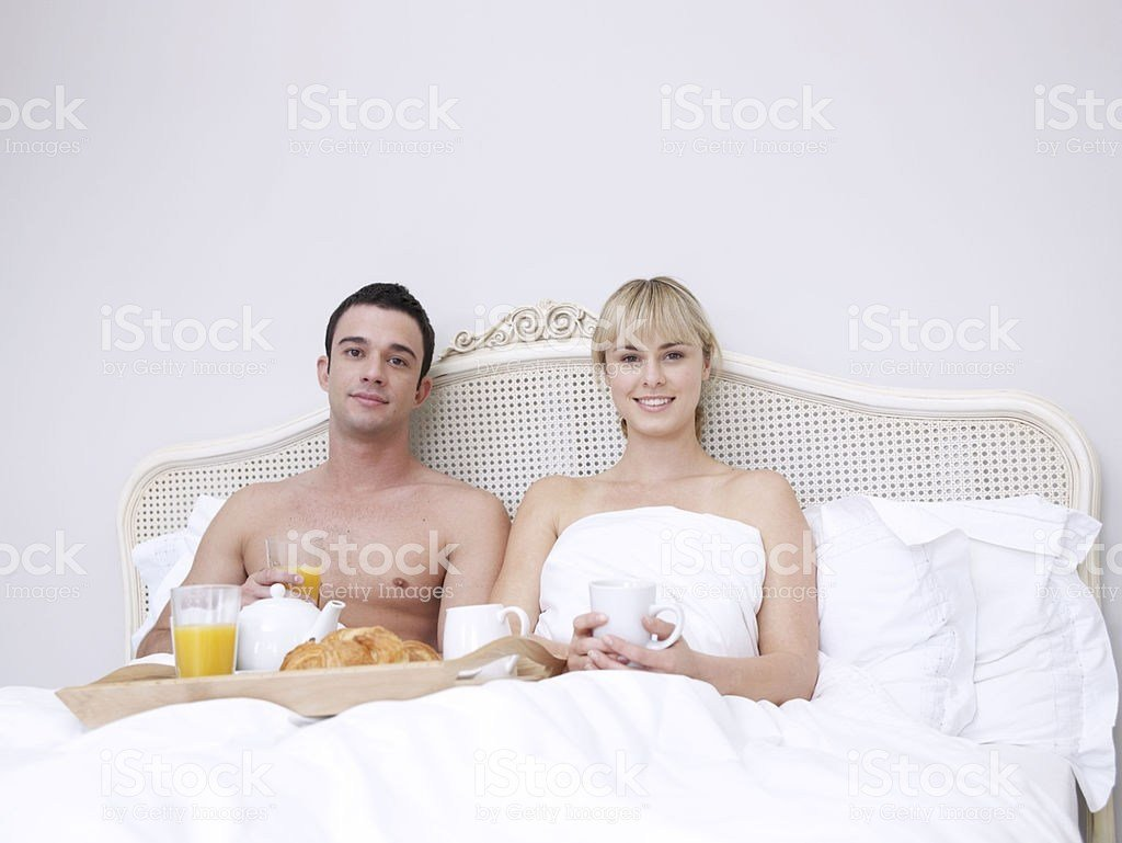 Best Man And Woman In Bedroom Stock Photo More Pictures Of 20 With Pictures