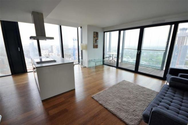Best 2 Bedroom Apartment For Sale In Beetham Tower Deansgate With Pictures