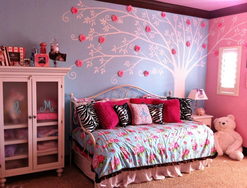 Best A Perfectly Pink Rose Tiffany Blue Room Project Nursery With Pictures