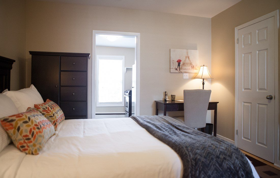 Best Furnished Short Term Rental Essential Hotel Fredericton With Pictures