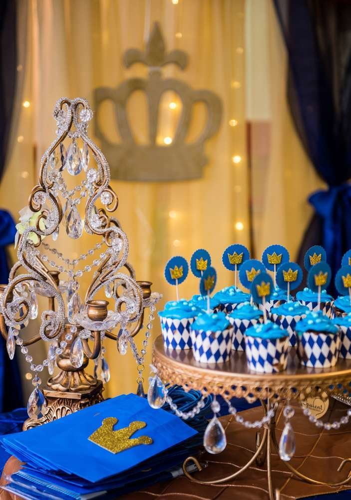 Best Prince Birthday Party Ideas Photo 1 Of 15 Catch My Party With Pictures