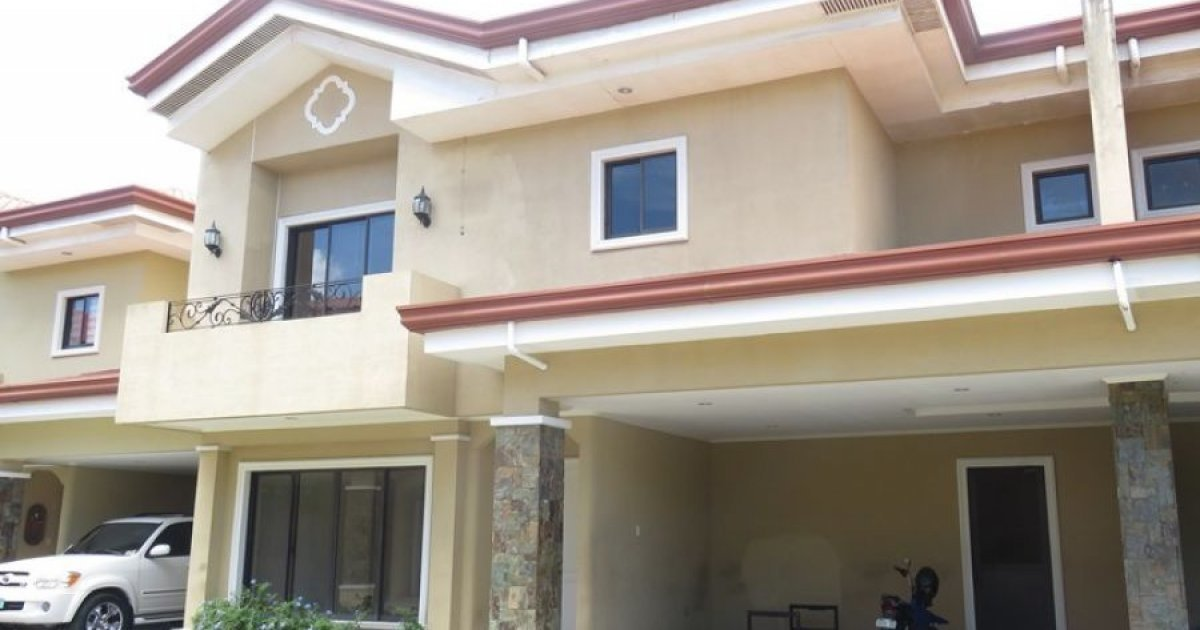 Best 3 Bed House For Rent In Casuntingan Mandaue ₱60 000 2030109 Dot Property With Pictures