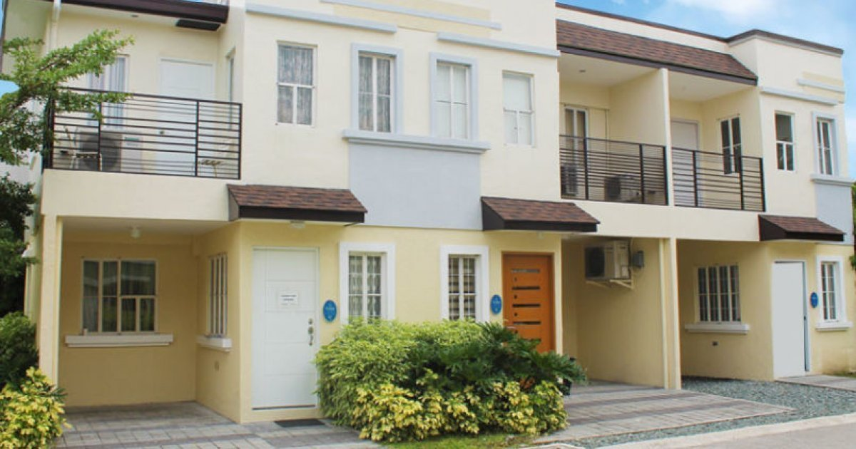 Best 3 Bed Townhouse For Sale In Lancaster New City ₱1 510 000 With Pictures