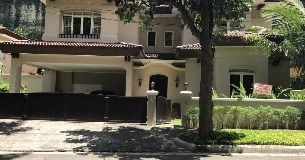Best 6 Bed House For Rent In Maria Luisa Estate Park ₱140 000 2067560 Dot Property With Pictures