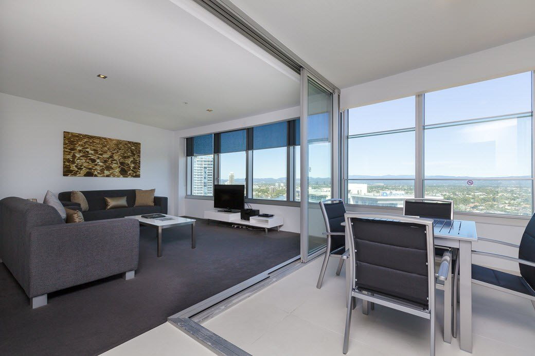 Best Q1 Resort S Two Bedroom Spa Apartment Gold Coast With Pictures
