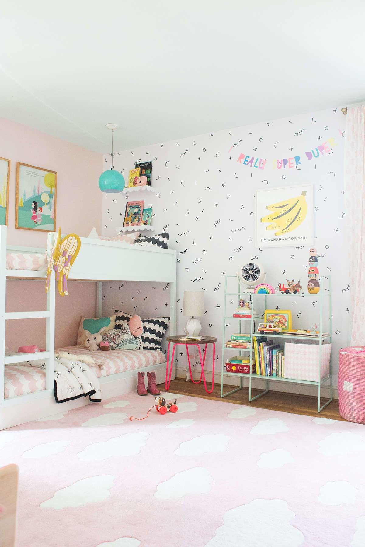 Best A Shared Bedroom With Bunk Beds Lay Baby Lay Lay Baby Lay With Pictures