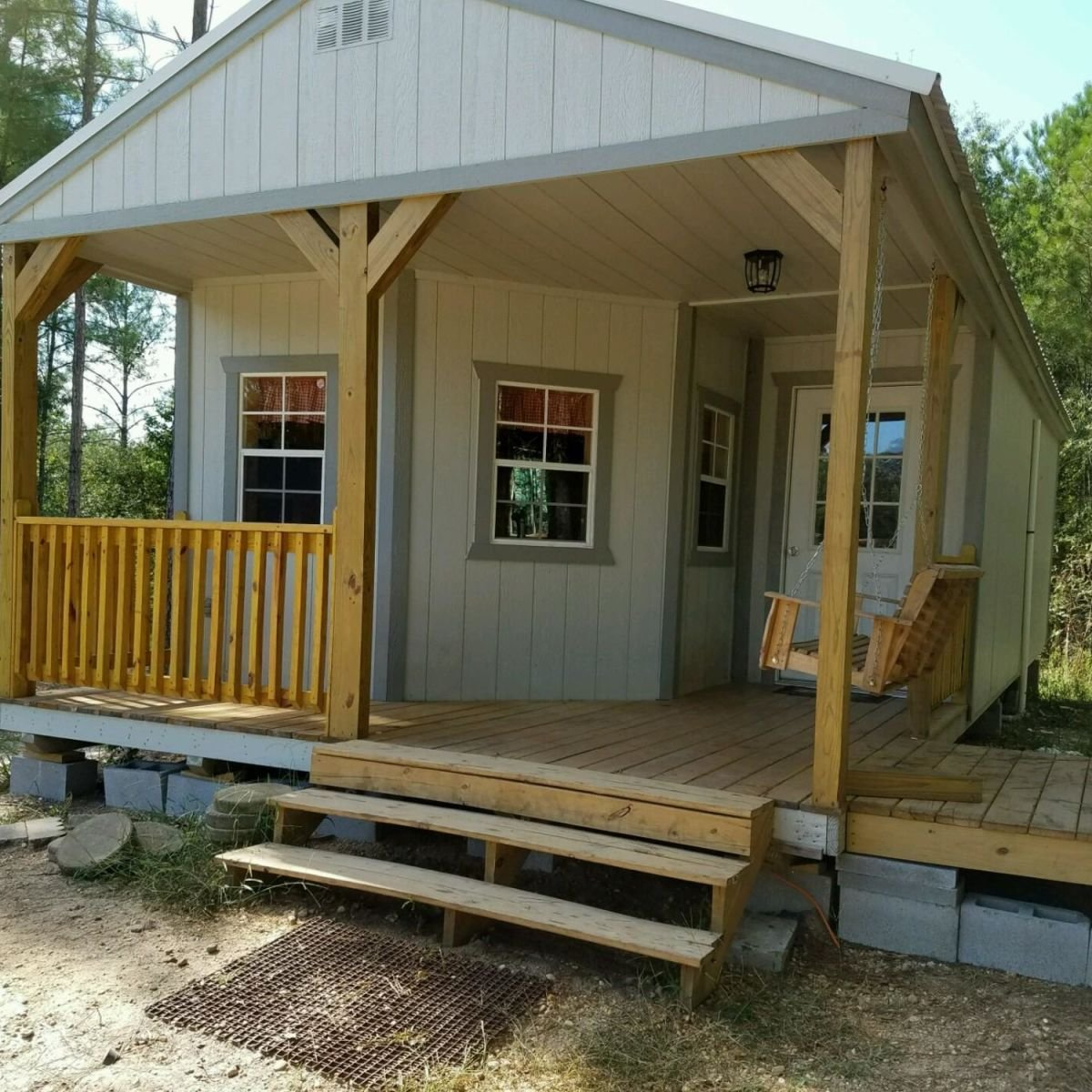 Best Tiny 1 Bedroom Cottage Cabin Tiny House For Sale In With Pictures
