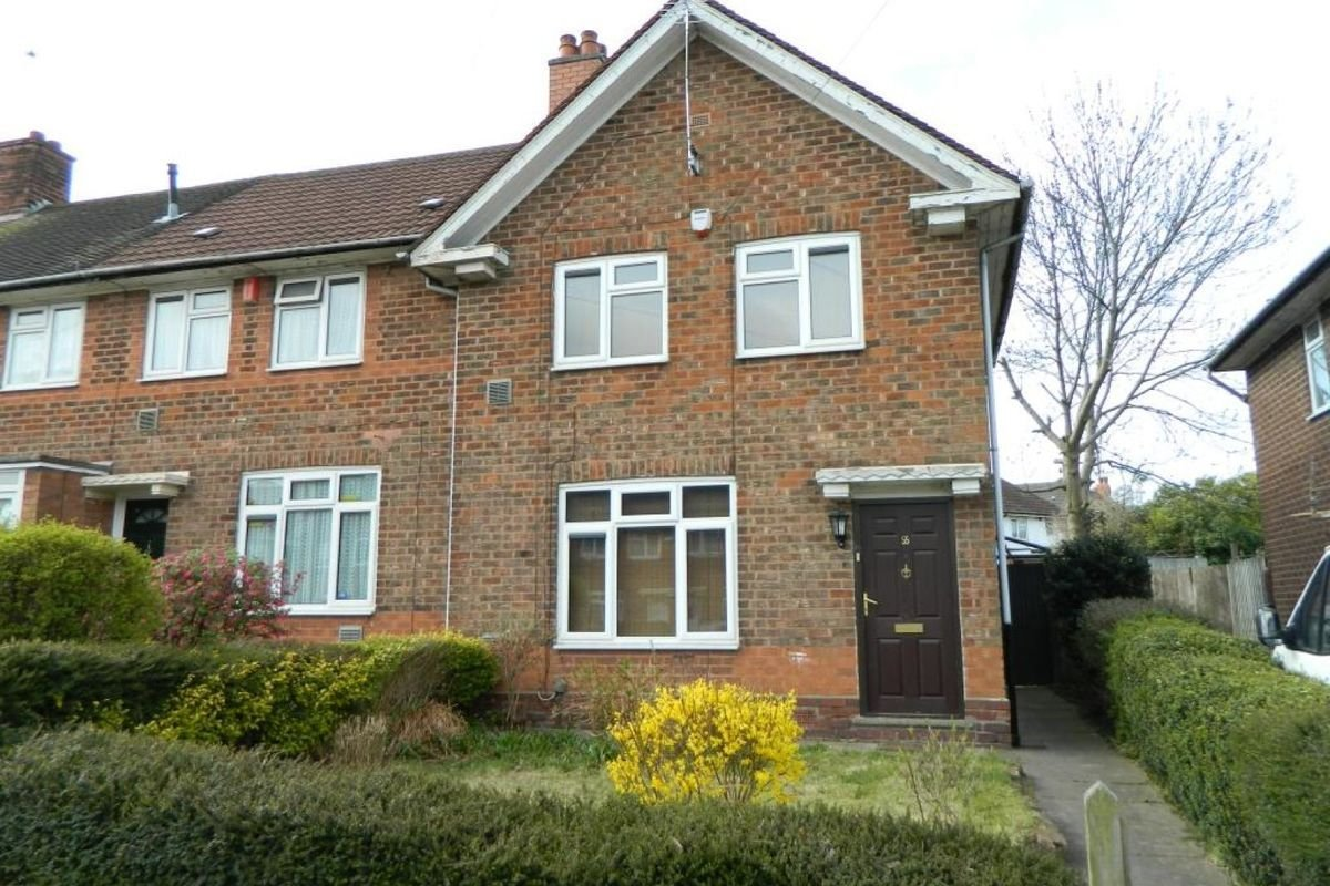 Best 2 Bedroom House To Let In Birmingham West Midlands Real With Pictures