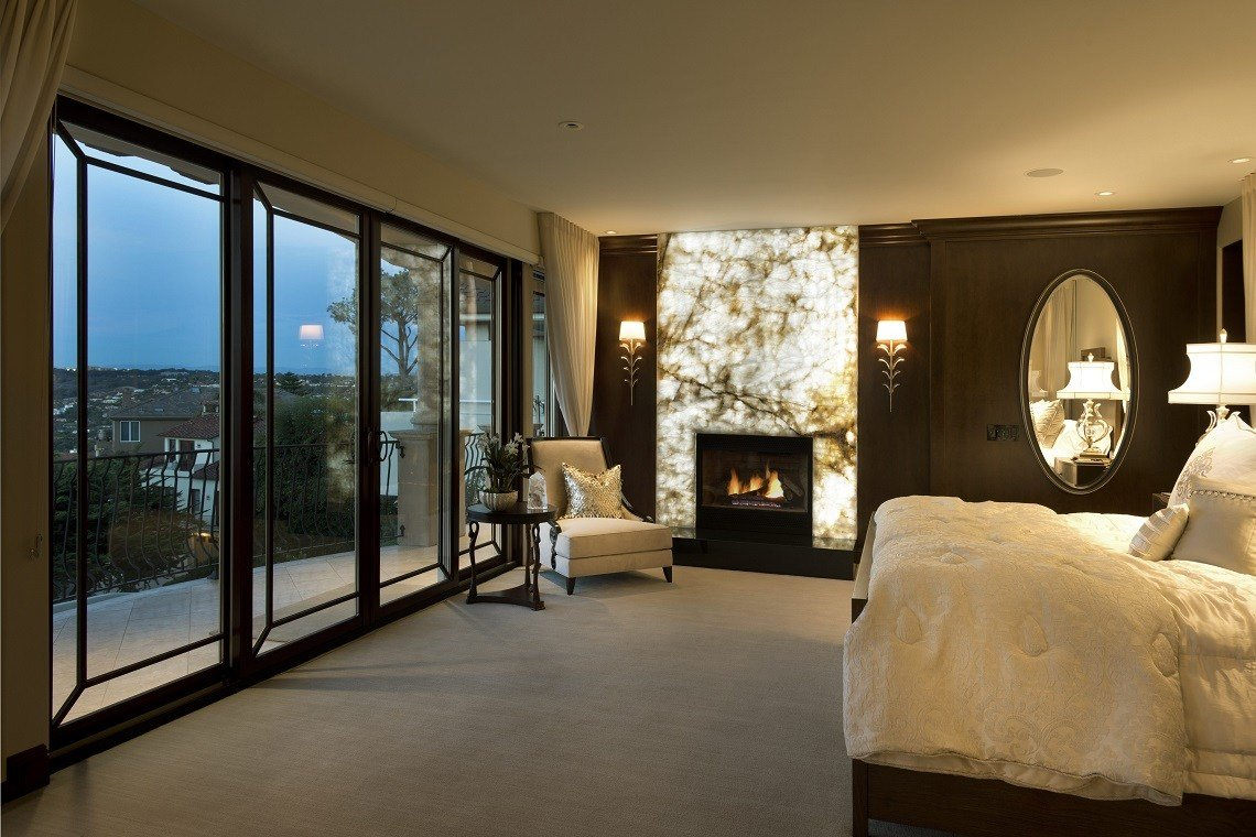 Best La Jolla Luxury Master Bedroom Before And After Robeson With Pictures