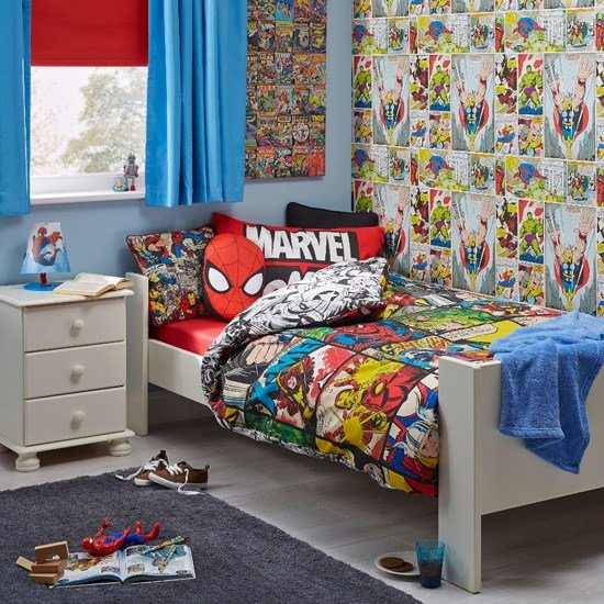 Best Marvel Bedroom Ideas With Pictures