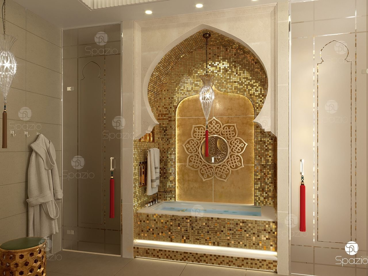 Best Bathroom Design In Dubai Bathroom Designs 2018 Spazio With Pictures
