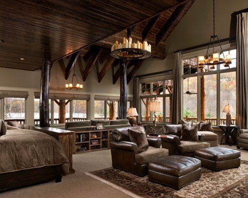 Best Large Master Bedroom Houzz With Pictures