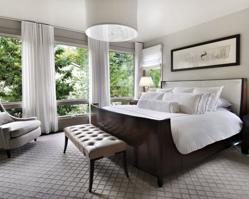 Best Master Bedroom Carpet Houzz With Pictures