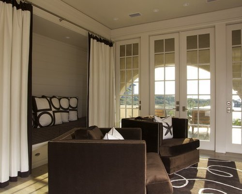 Best Den Decorating Ideas Houzz With Pictures