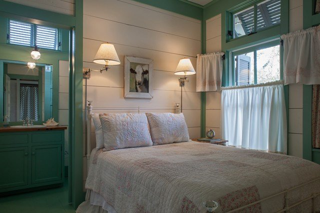 Best Fish Camp Beach Cottage Beach Style Bedroom Miami By Historical Concepts With Pictures