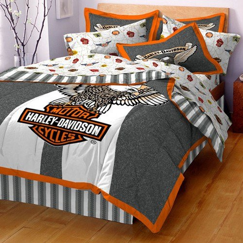 Best Harley Davidson Bedding With Pictures