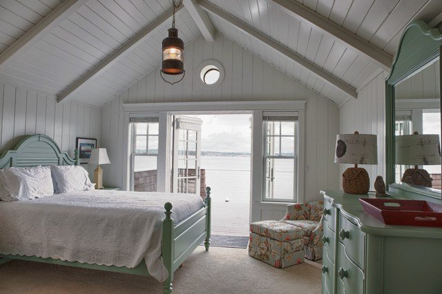 Best Beach Cottage Beach Style Bedroom Seattle By With Pictures