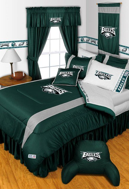 Best Nfl Philadelphia Eagles Bedding And Room Decorations With Pictures