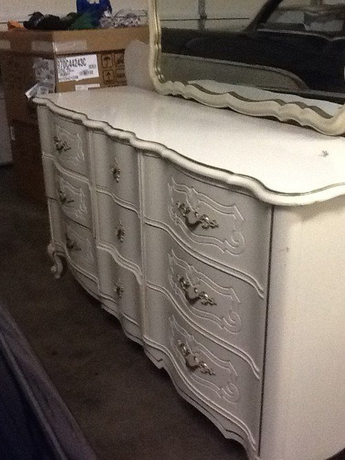 Best How To Refinish My French Provincial Bedroom Set With Pictures