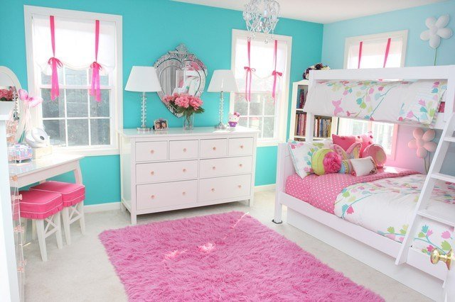 Best Girls Room Contemporary Kids Boston With Pictures