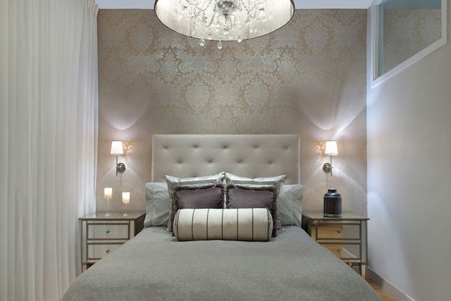 Best South End Glamorous Bedroom Renovation Design With Pictures