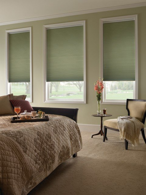 Best Blinds Com 1 2 Single Cell Blackout Honeycomb Shade With Pictures