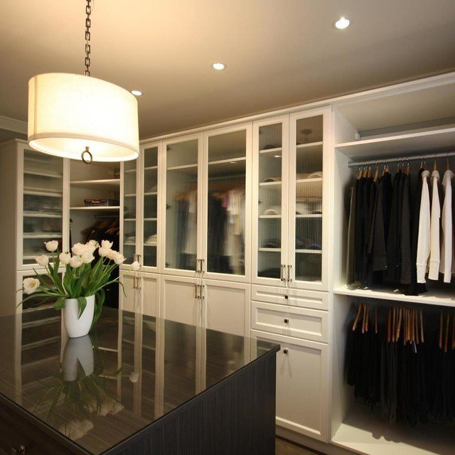 Best Master Bedroom Walk In Closet Richmond Bc Traditional With Pictures