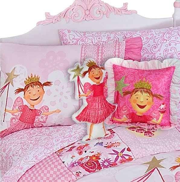 Best Jay Franco And Sons Inc Pinkalicious Bed Sheet Set Fairy With Pictures
