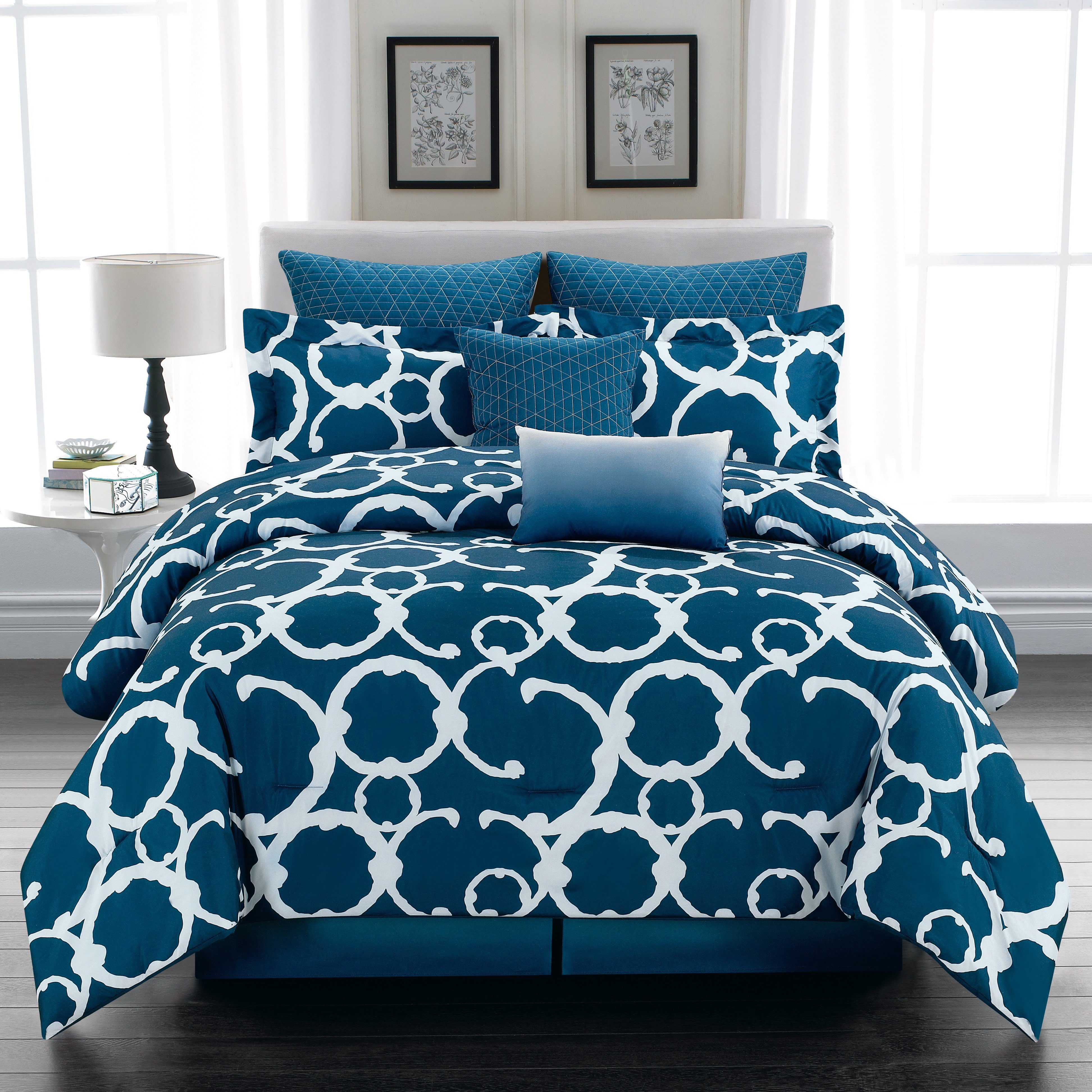 Best Dr International Rhys 8 Piece Comforter Set Reviews With Pictures