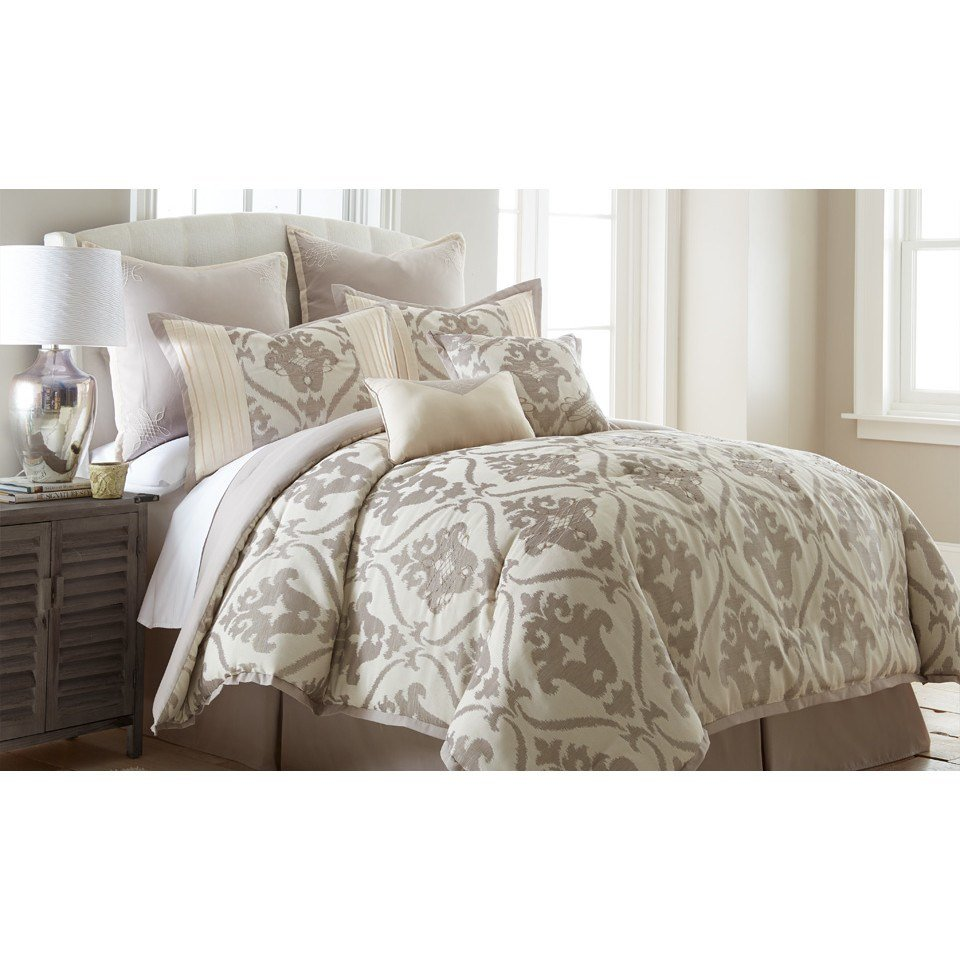 Best Amrapur Sophia 8 Piece Comforter Set Reviews Wayfair With Pictures